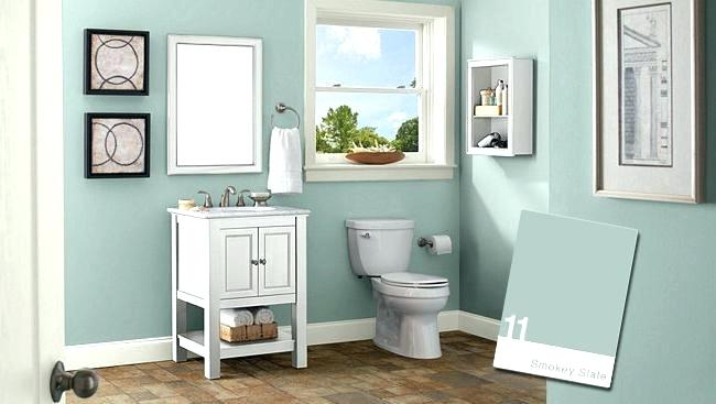 Interior Bathroom Paint Interior Bathroom Paint Bathroom Paint Sherwin Williams Interior Bathro In 2020 Small Bathroom Paint Small Bathroom Colors Bathroom Wall Colors