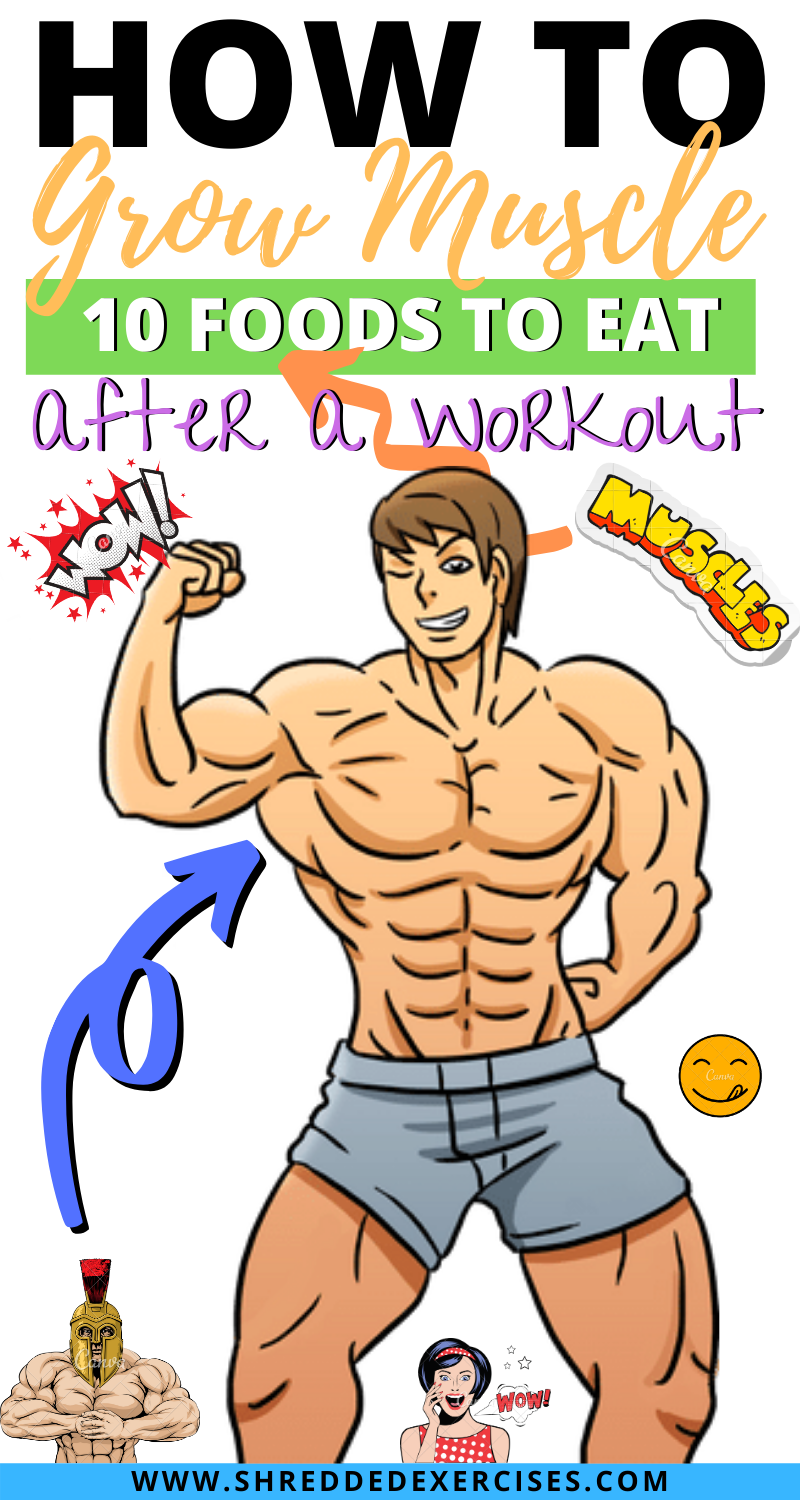 Are you trying to grow muscle? Here you will learn how to