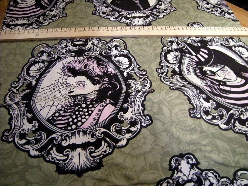 Tissu 100% coton de L'Atelier de la Souris sur DaWanda.com