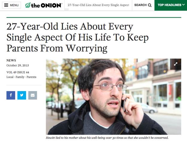 Funny dating profiles headlines news
