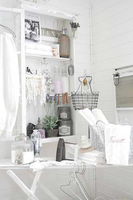 1000+ images about Tvättstuga on Pinterest   Shabby chic, White ... : tvättstuga retro : Inredning