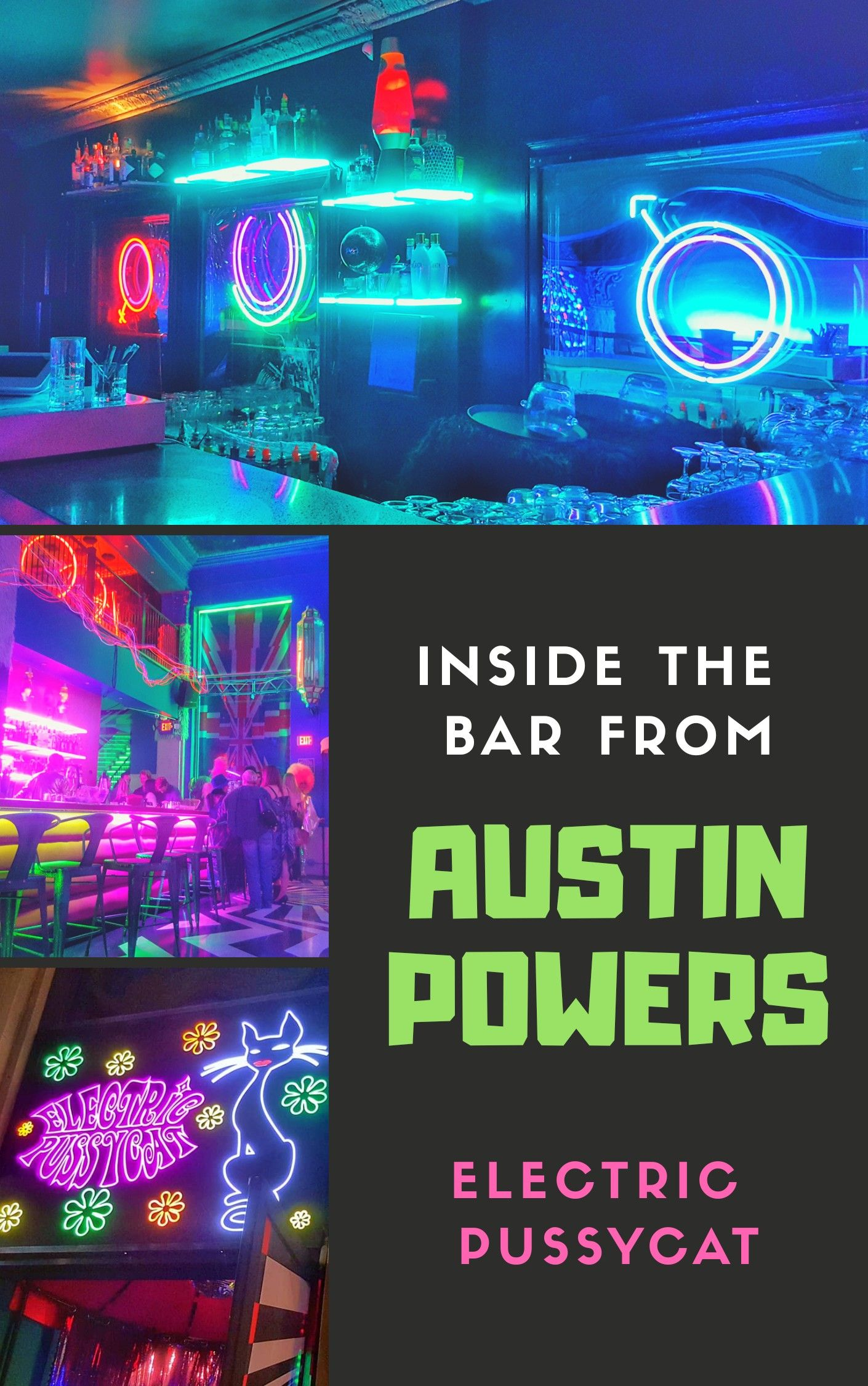 Austin swinger clubs