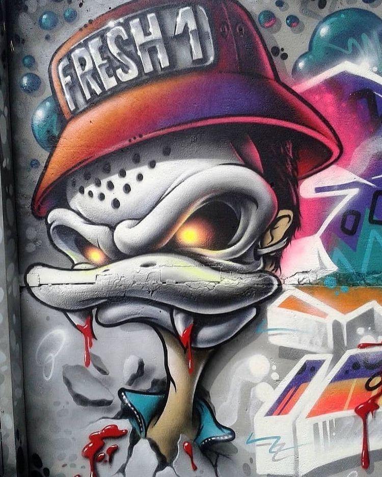 Graffiti Streetwear Pullover Hoodie in 2020 Hoodies