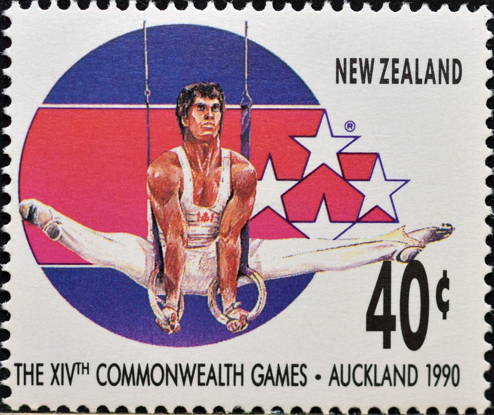 New Zealand (789) 1989 The 14th Anniversary of the