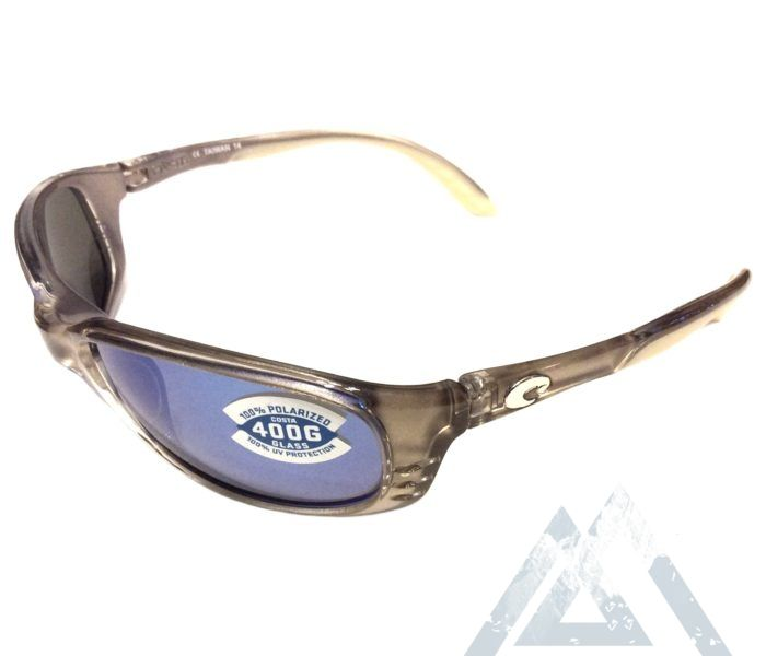 83a70583e0b9 Costa Del Mar Brine – Crystal Bronze Polarized Blue Mirror | NativeSlope.com