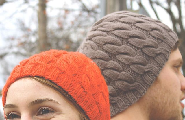 8x10 Cable Hat