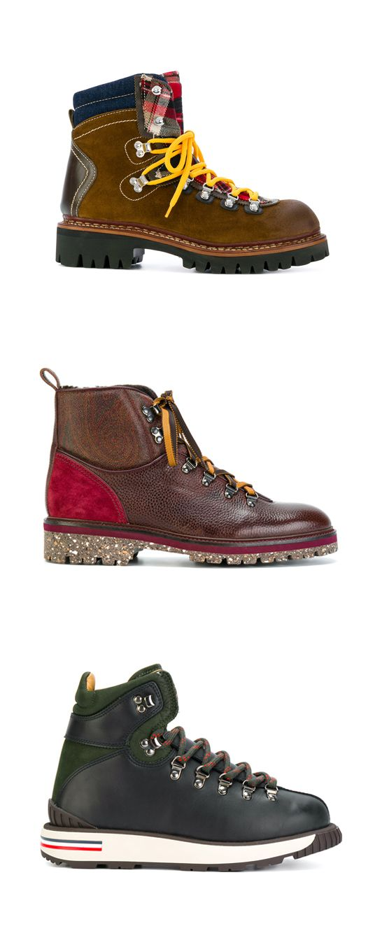9af38ff577f Explore new season boots on Farfetch now. | Boots | Boots, Mens ...