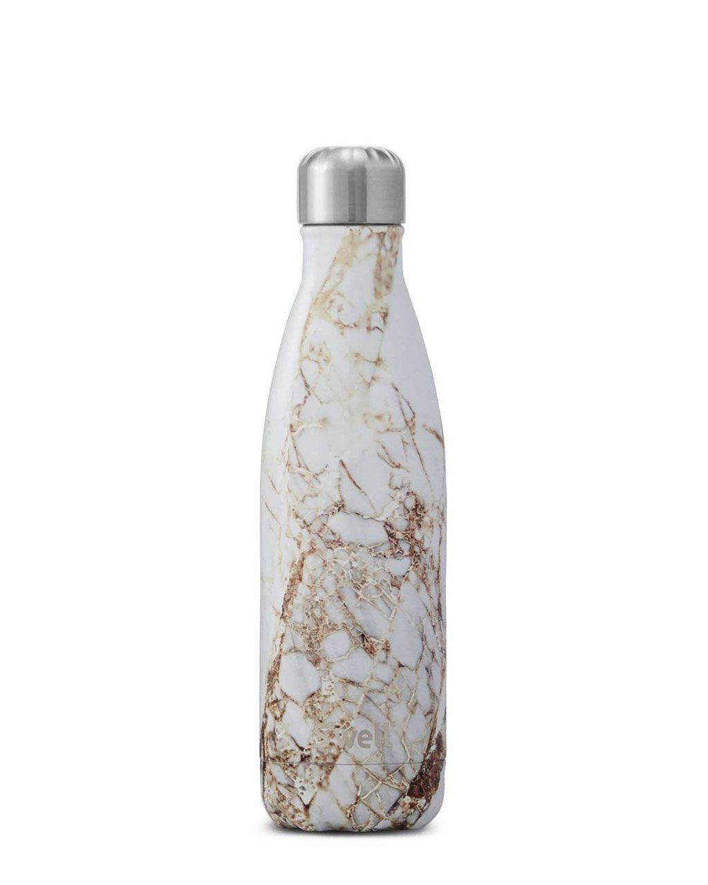 S Well Bottle Elements Collections 17oz Marble Water