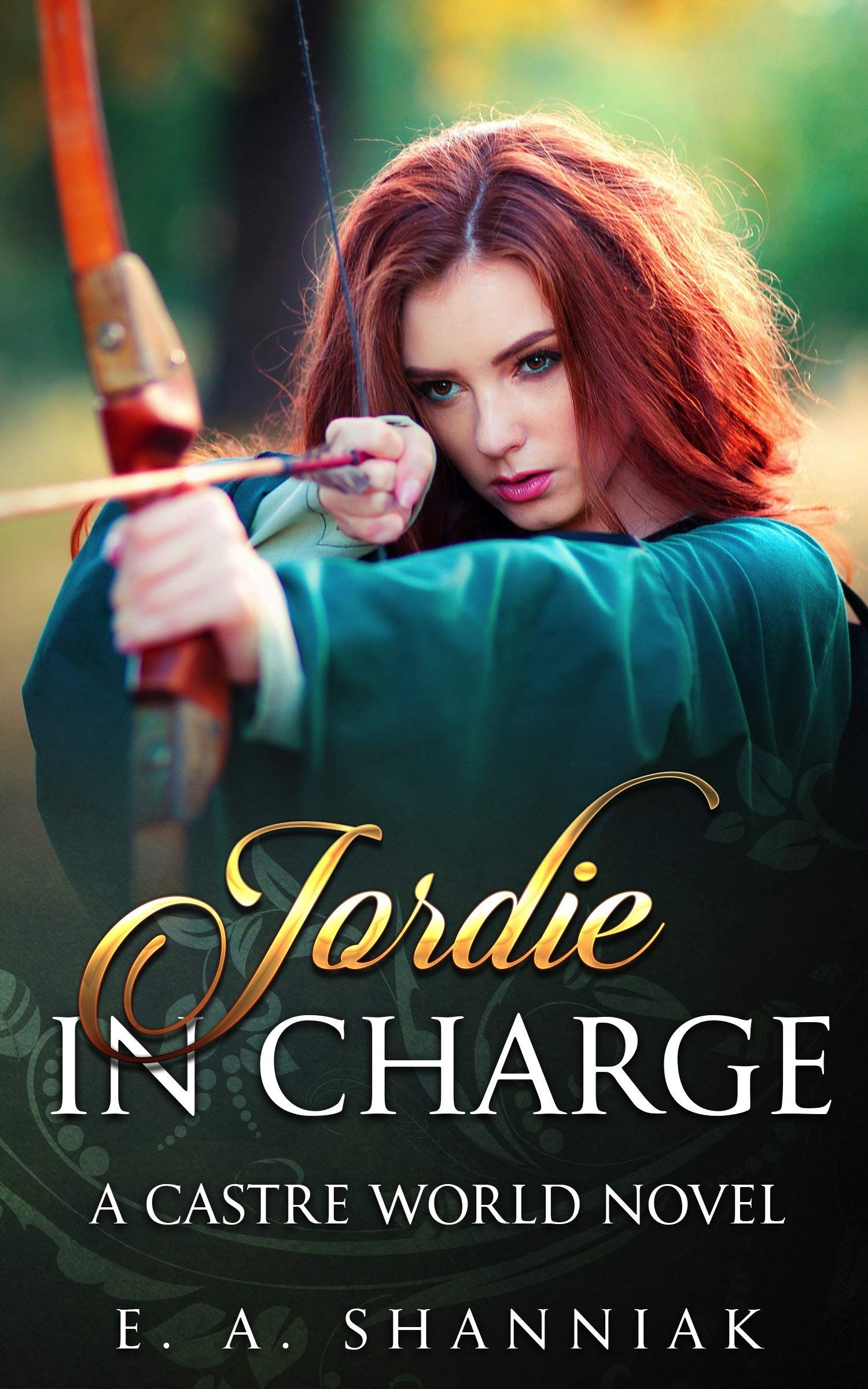 Jordie in charge a castre world novel book 1 in 2020