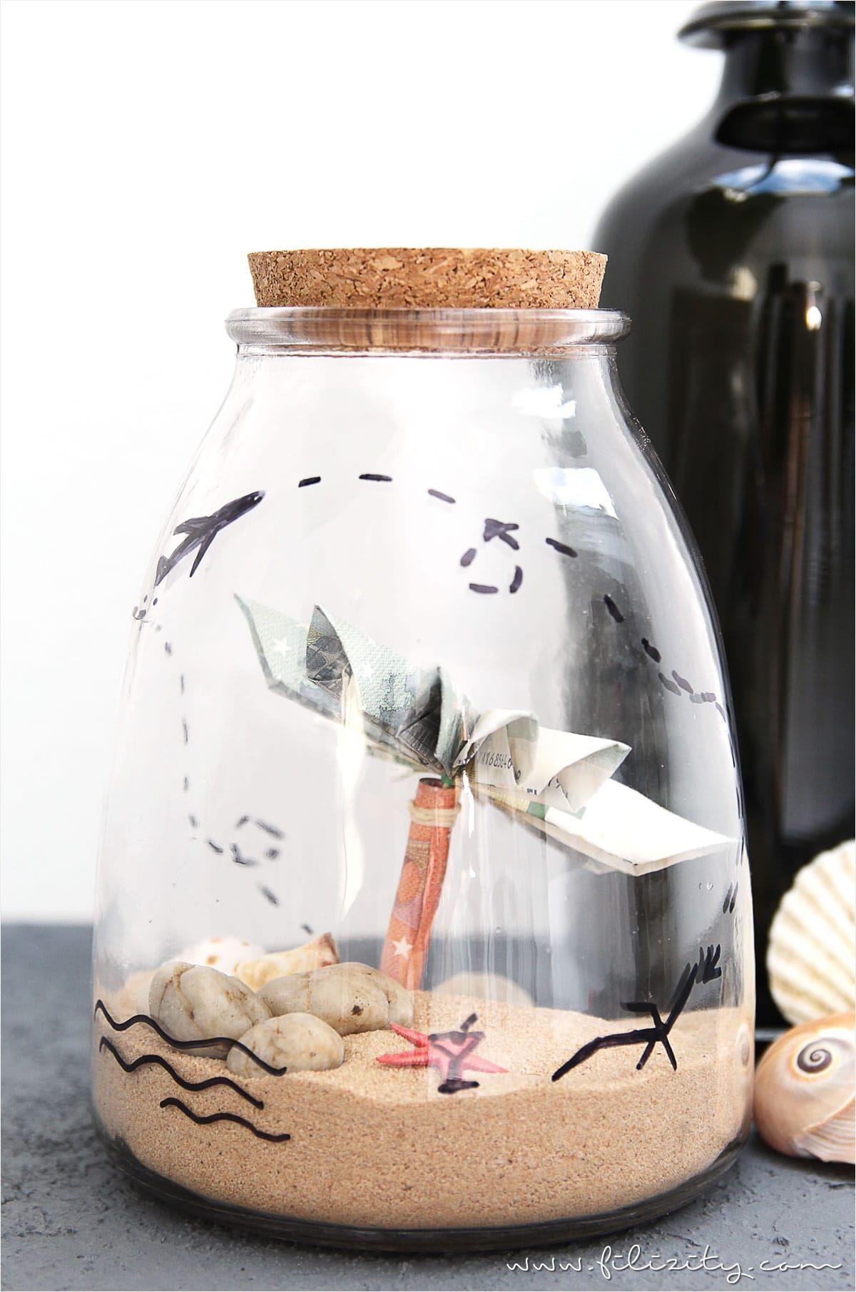 Kreative Verpackung für Reise-Geldgeschenke | basteln | Pinterest ...