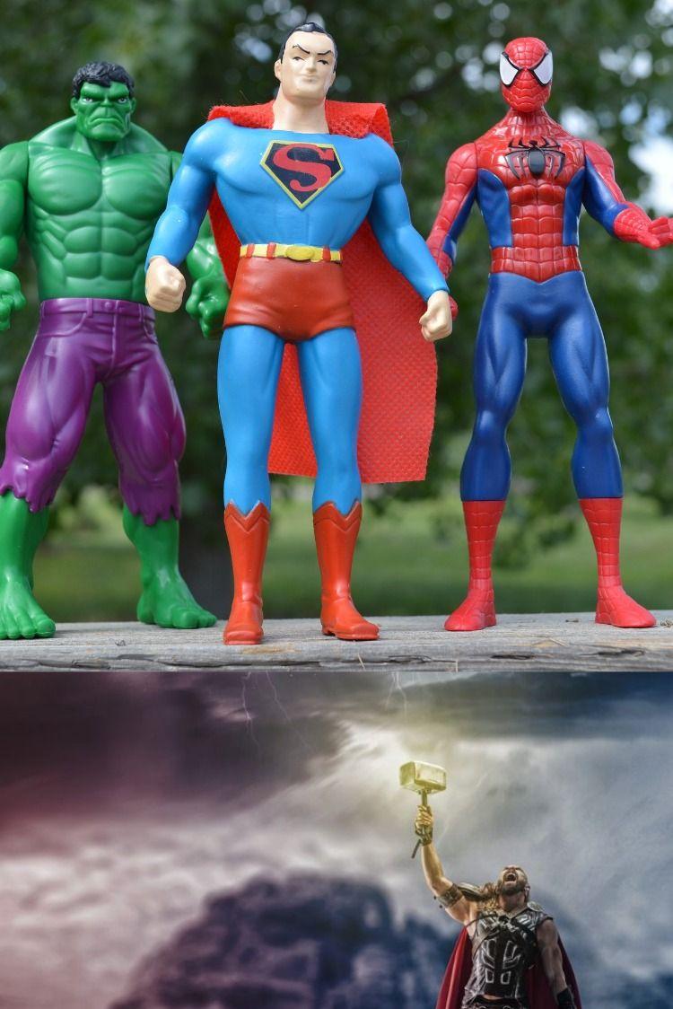 Some Popular Superhero Costumes Super hero costumes