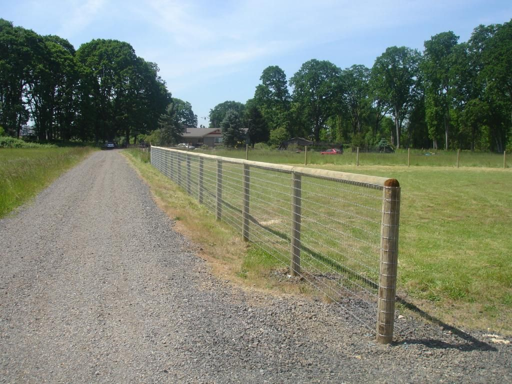 Horse fencing my new house ideas pinterest wire