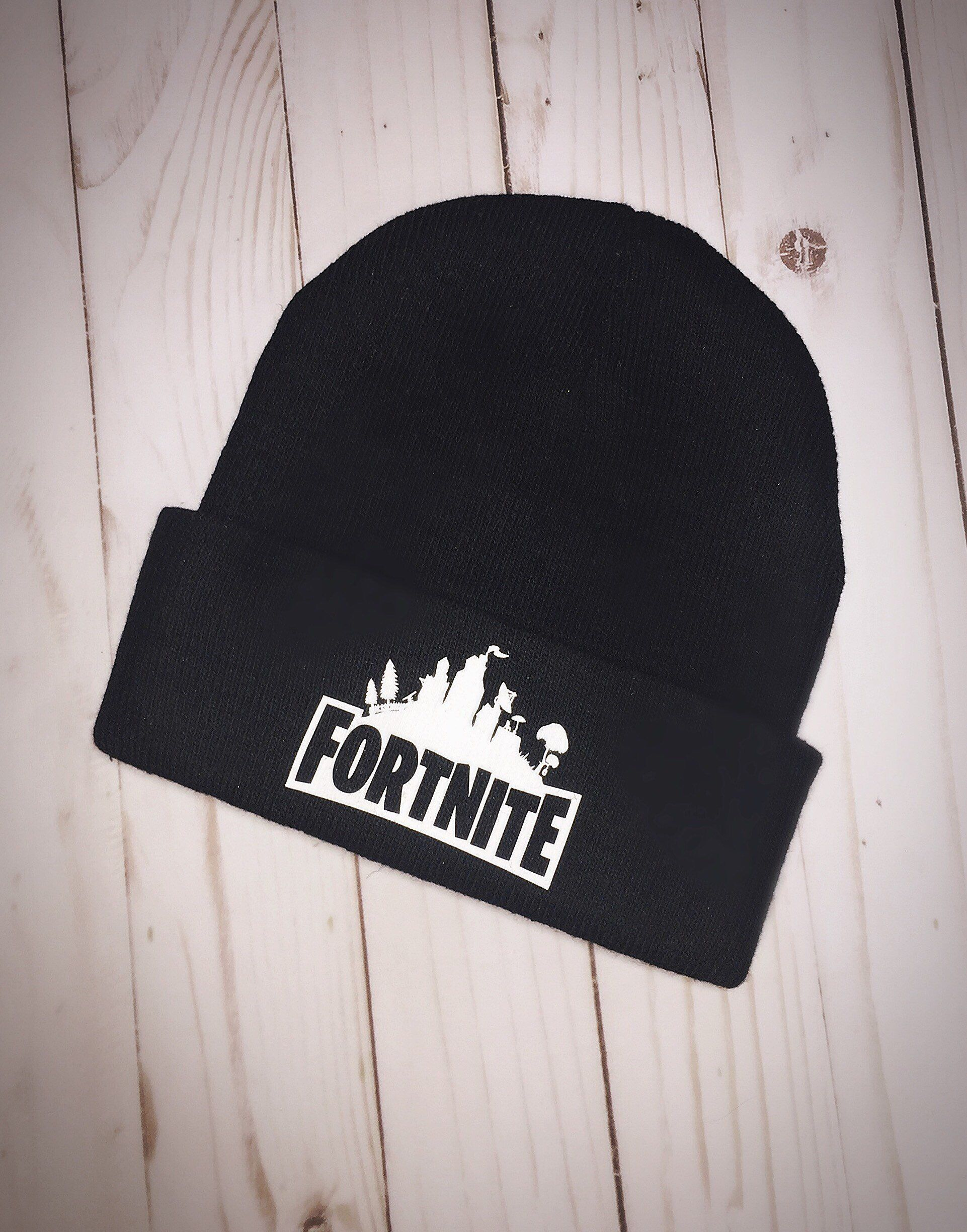 bbde8d8c1 Excited to share this item from my #etsy shop: Fortnite Hat, Beanie ...