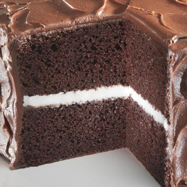 Chocolate-Chocolate Cake