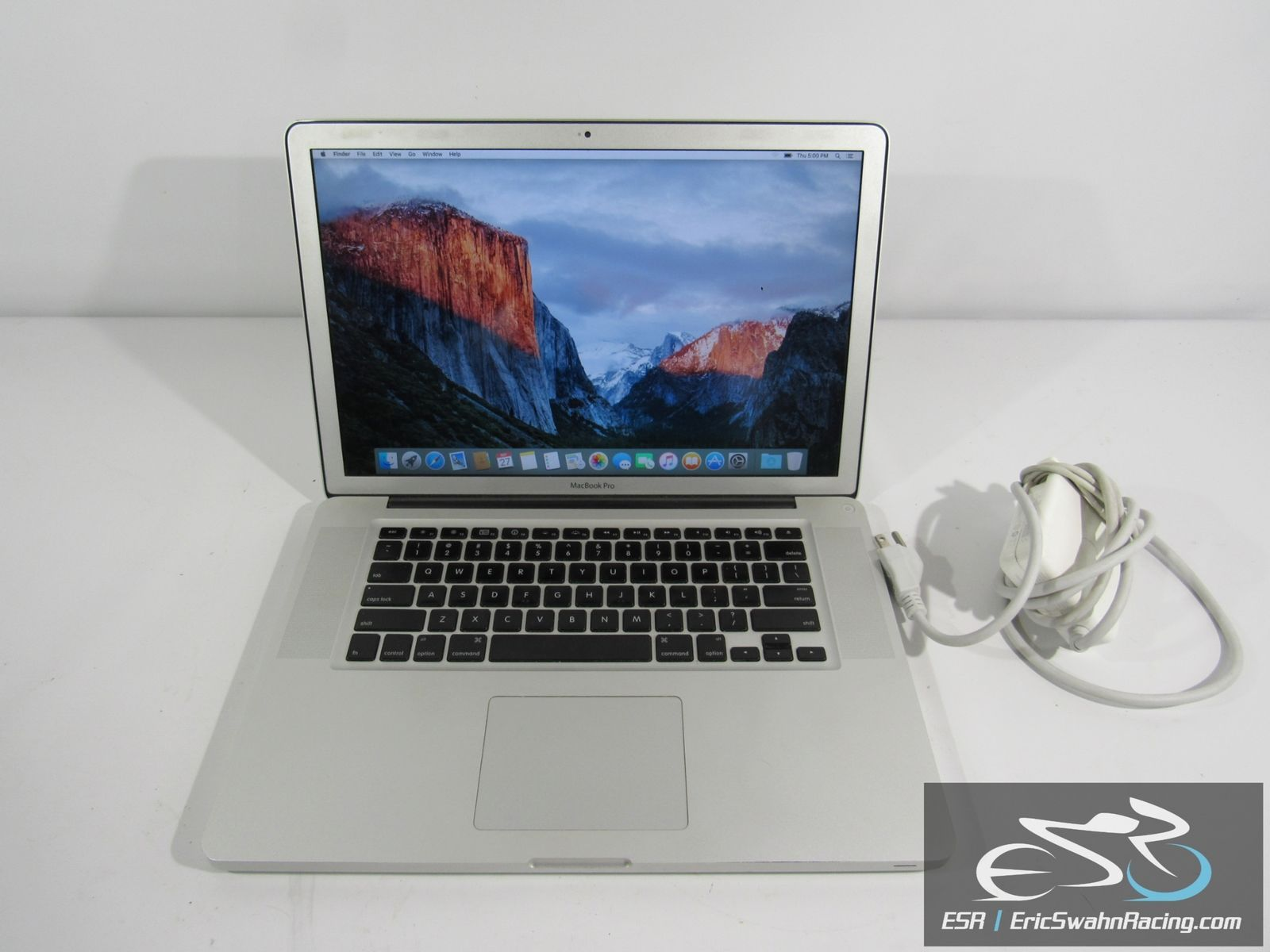 Apple Macbook Pro Intel Core 2d Uo 4gb Ram 2 8ghz 15 4 Display 500gb Hd Ebay Apple Laptop Laptop Electronic Products
