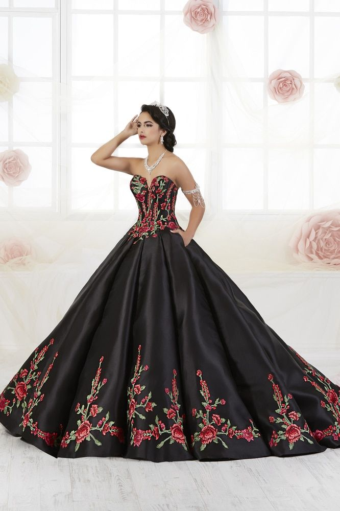 Quinceanera Dress 26908 Con Im 225 Genes Vestidos De