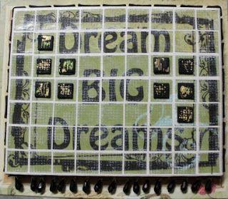 Creativity Stirs The Soul: Mixed Media ART Mosaic