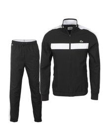 050a615faf Lacoste Sport Mens Black WH1560 Tracksuit | wish list in 2019 ...