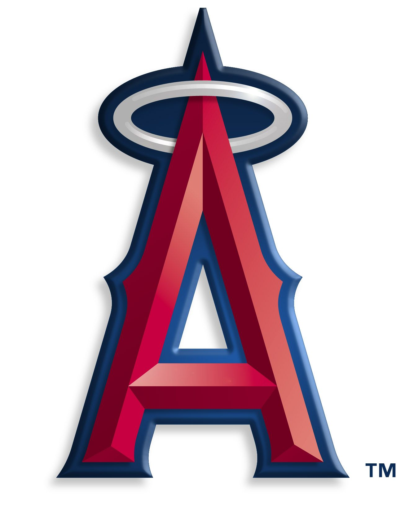 Los Angeles Angels Of Anaheim Angels Logo Anaheim Angels Angels Baseball