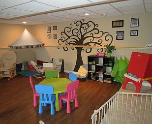 Day Care Pictures And Ideas A Cute In Home Day Care Cdh Ideas Pinterest Daycare Ideas