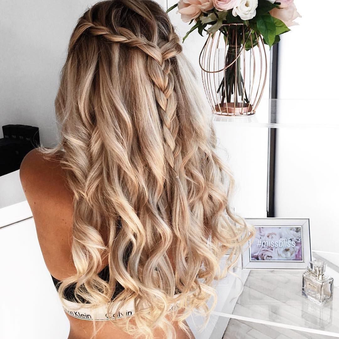 G EdenBleachBlonde Clip Ins creating this amazing look on the