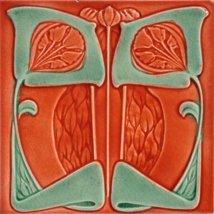 My Tile Collection Archives Art Nouveau Tiles