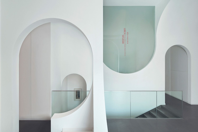 Hongkun Art Gallery, motion