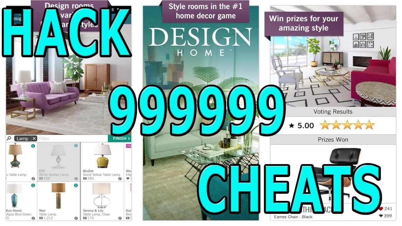 Design Home App Cheats