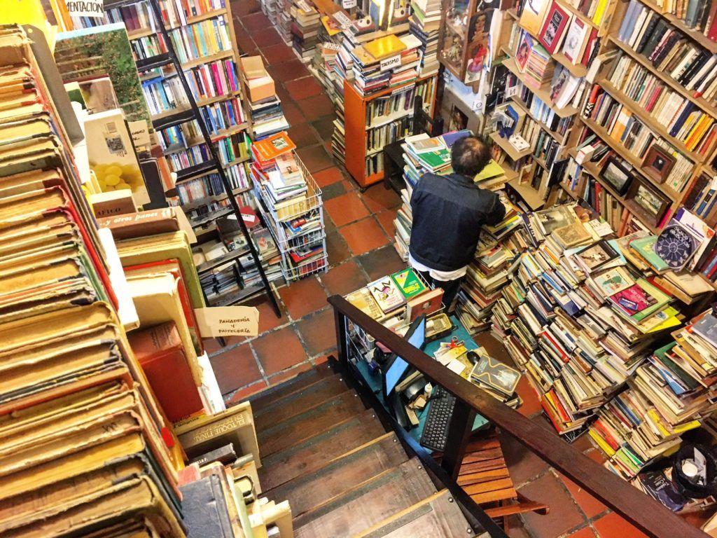 Libreria Merlin, Bogota.