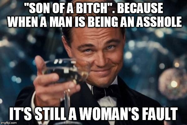 Pin By Sarah Eileen On The F Word Student Humor Cheers Meme Leonardo Dicaprio