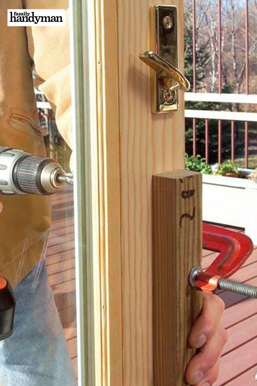 How To Replace A Patio Door In 2020 Patio Doors Screen Door Repair Doors