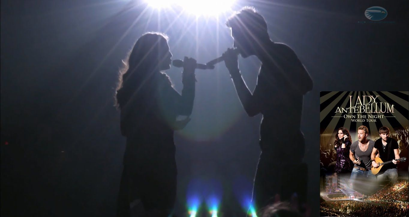Lady Antebellum Need You Now Own The Night World Tour 1080p