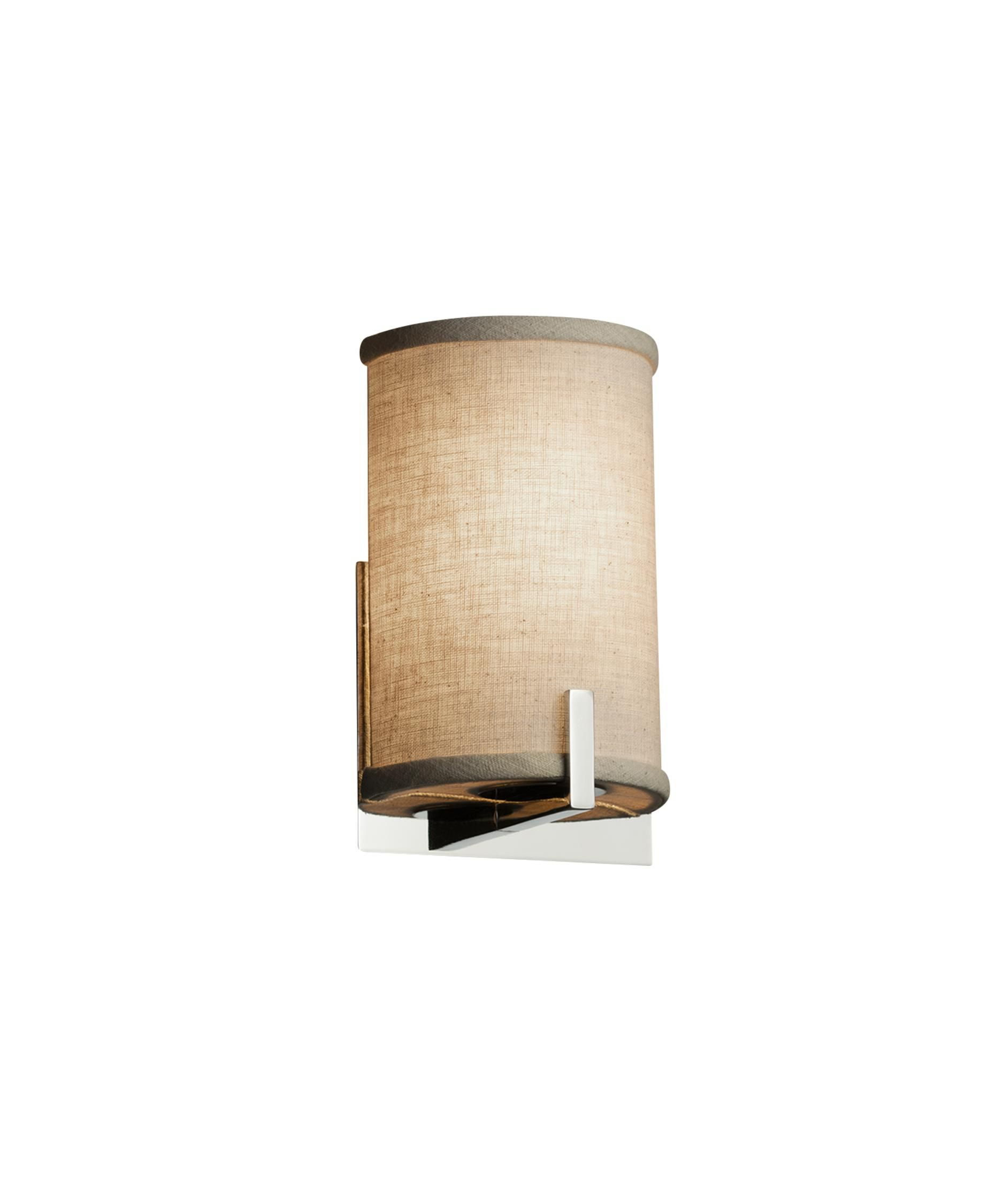 Justice Design Group Textile 6 Inch Wide Wall Sconce In 2018 Pr