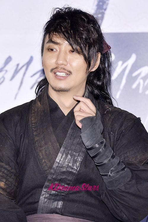 Kim Nam-gil   Kim Nam Gil - Movie 'Pirates' Public Shooting and Press Conference…