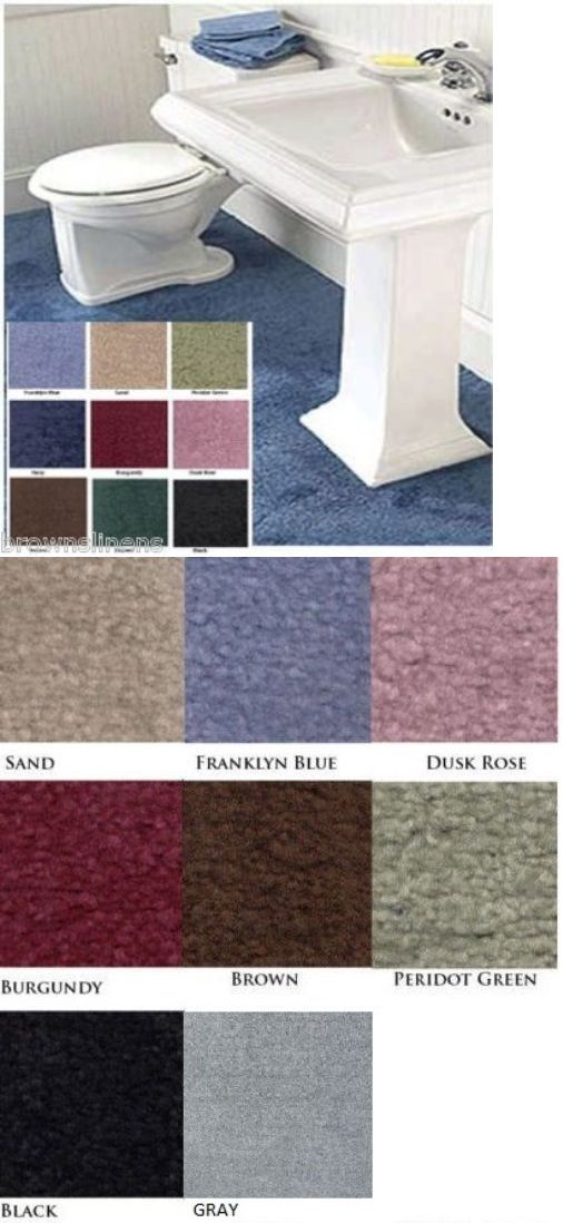 Bathmats Rugs And Toilet Covers 133696 Reflections Bathroom Wall To Carpeting Cut