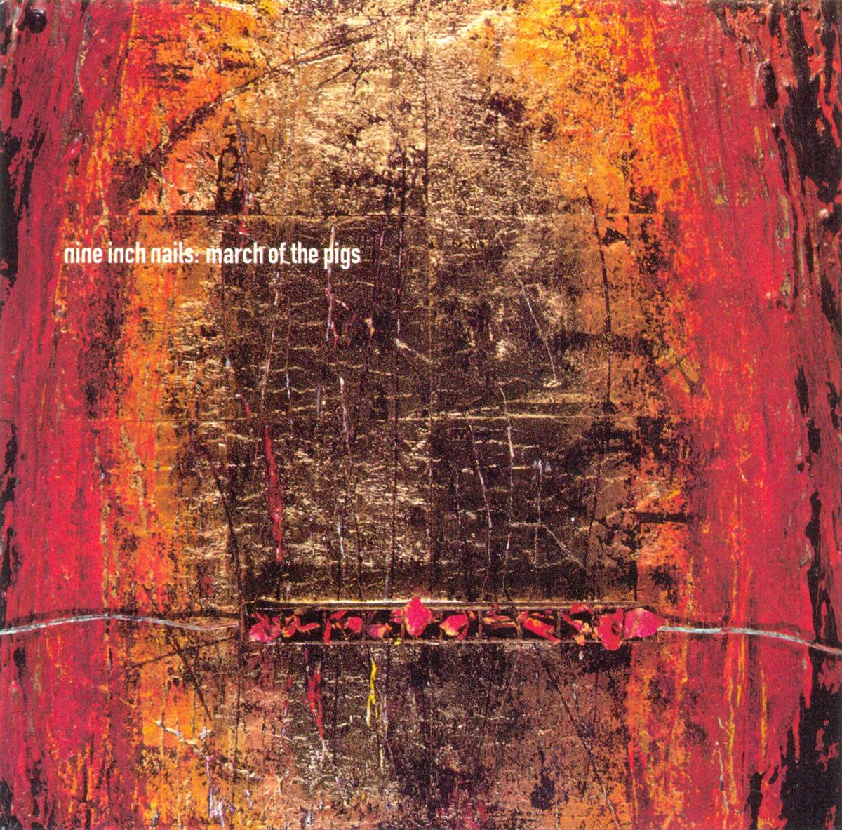 Nine Inch Nails - March Of The Pigs (Halo 7) (1994) | album cover ...
