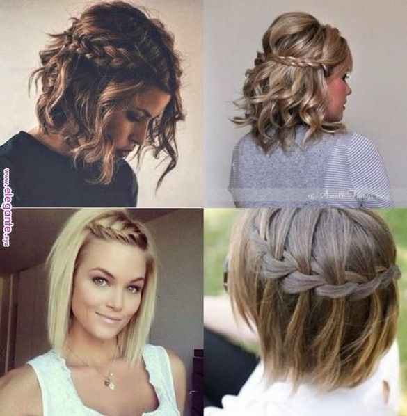 40 Easy Hairstyles For Spring Break Page 49 Coiffure Coiffure Cheveux Mi Long Coiffures Cheveux Courts