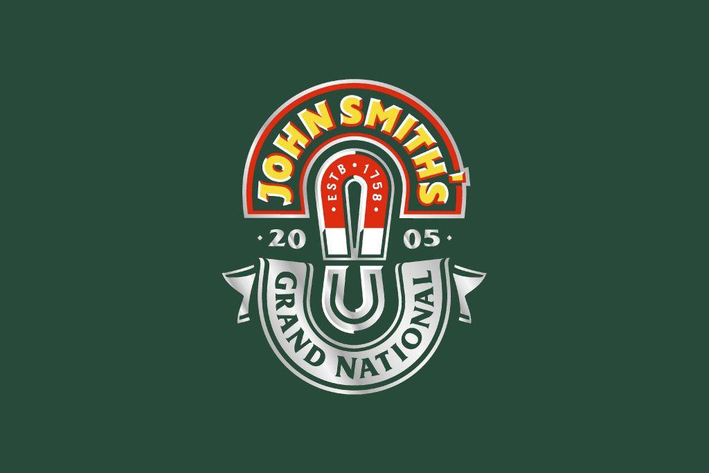 John Smith Grand National Logo Designed By Turner Duckworth Very