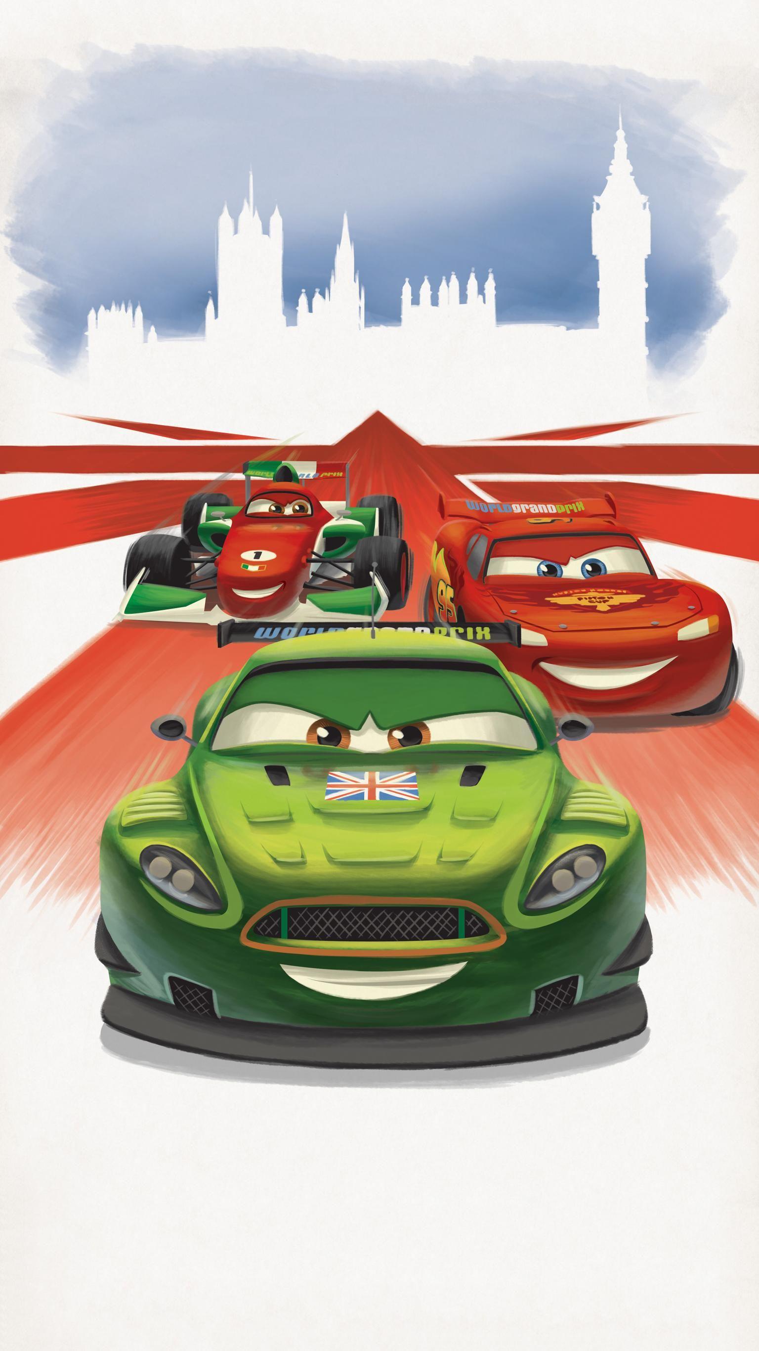 Cars 2 2011 Phone Wallpaper Moviemania Cars Movie Disney Pixar Cars Disney Cars