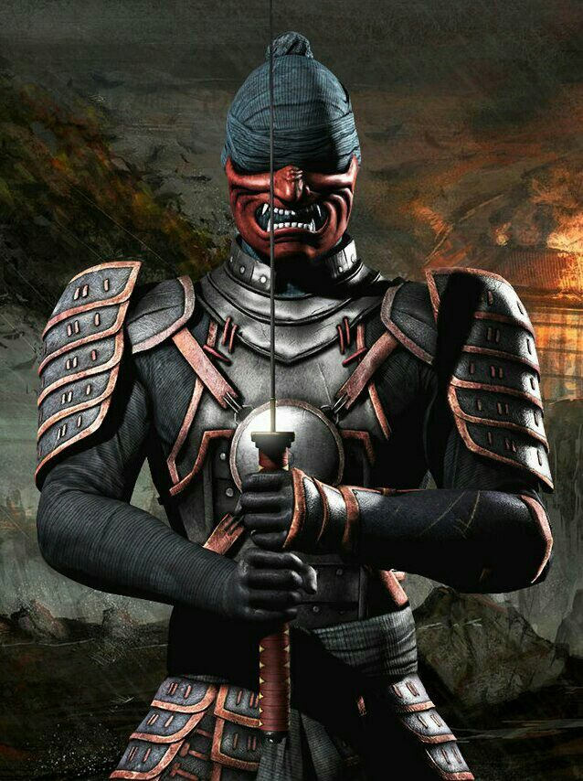 I will try again tonight tenchisama | L5R scorpion | Mortal kombat x