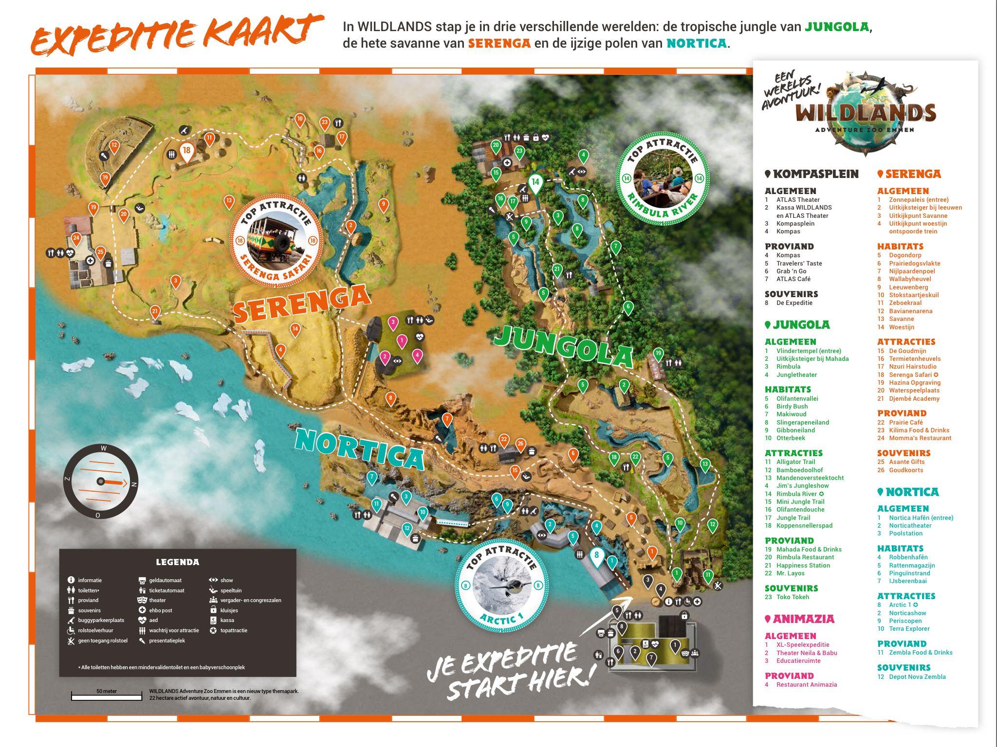 Wildlands map wildlands dierenpark Emmen Pinterest