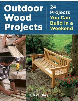 Outdoor Wood Projects possible build Pinterest Jardines - jardines con bancas