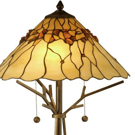 Dale Tiffany Branch Base Table Lamp Jcpenney Lamp Table Lamp