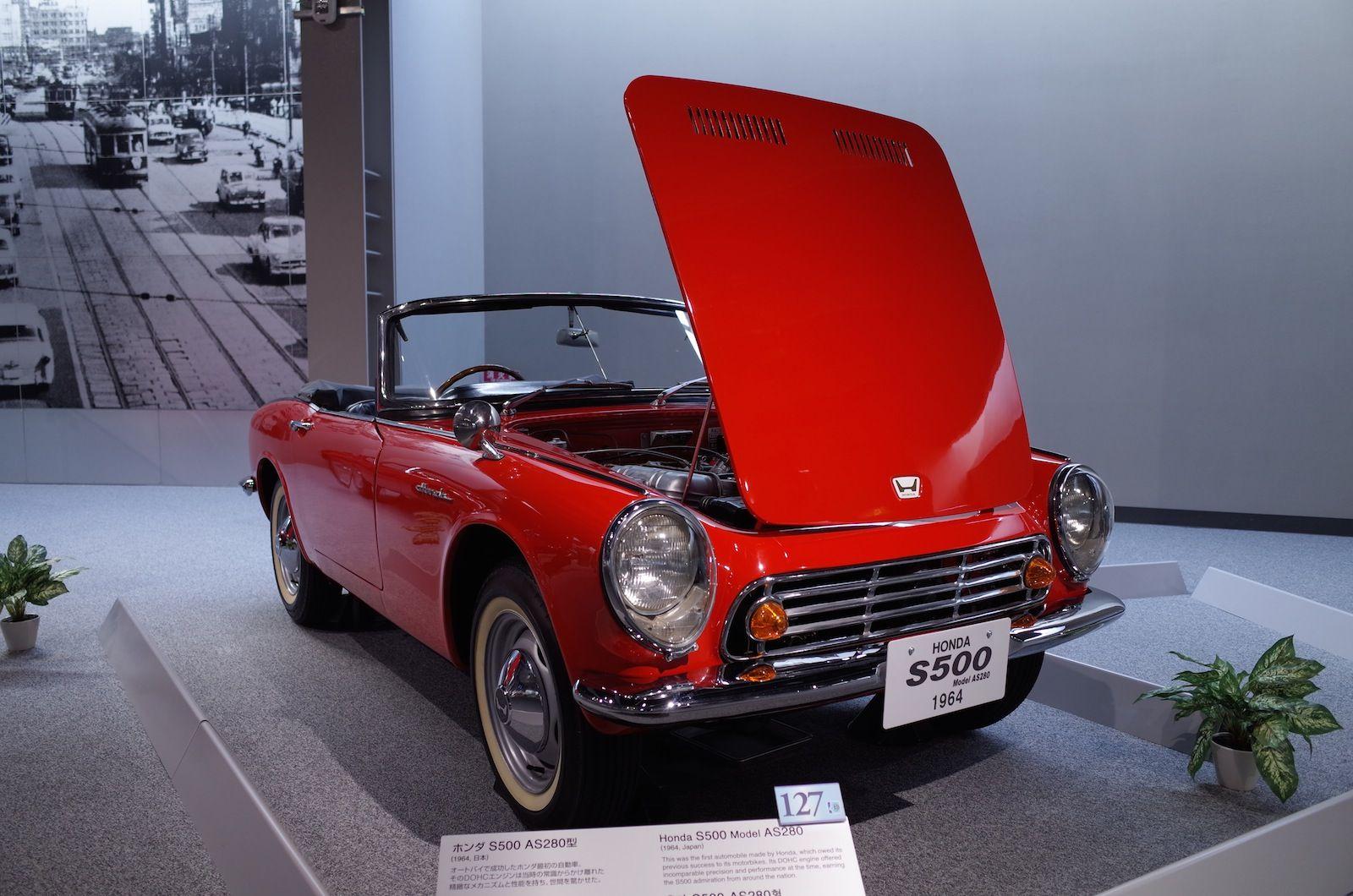 1964 Honda S500 AS280