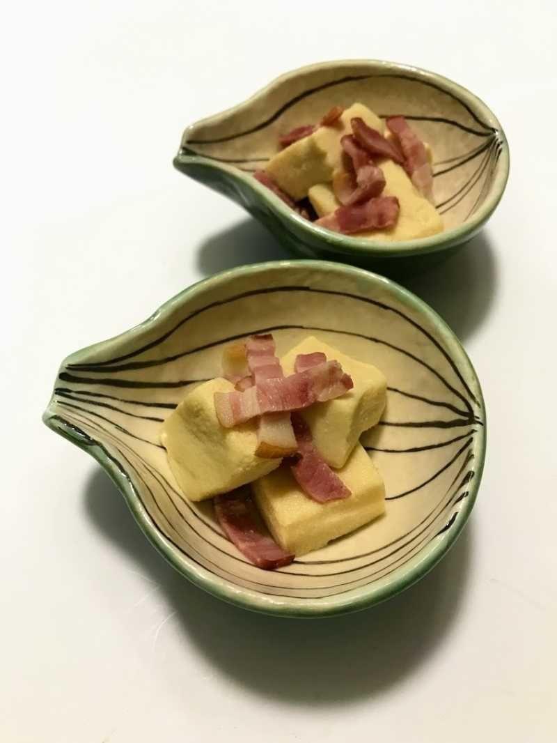 豆腐 煮物 冷凍 高野 deals🐼🌈いかたこ坊主と冷凍大根高野豆腐煮物.生姜焼きなど~