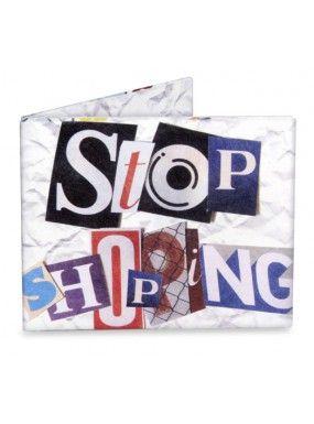 Wallet Stop Shopping de Carteras en el bazar en Línea - Sacional