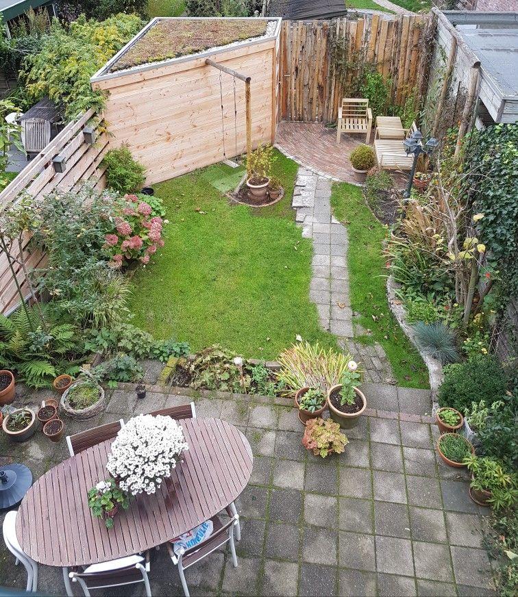 Pin Von Eliza Richards Auf House Garten Garten Ideen Reihenhausgarten