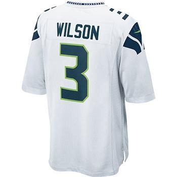 Men s Seahawks Wilson Road Game Jersey -  100.00  701f5d1794d