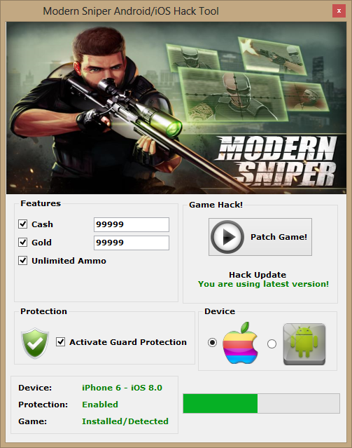 Modern Sniper Hack Tool No Survey Free Cheats To Download Tool Hacks Sniper Hacks
