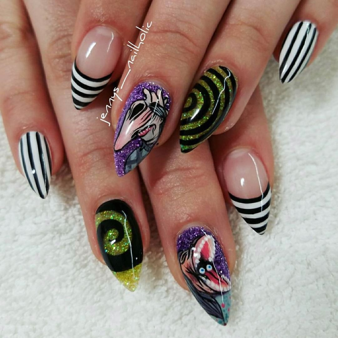Say #beetlejuice three times... (scroll >> for thumb art ...